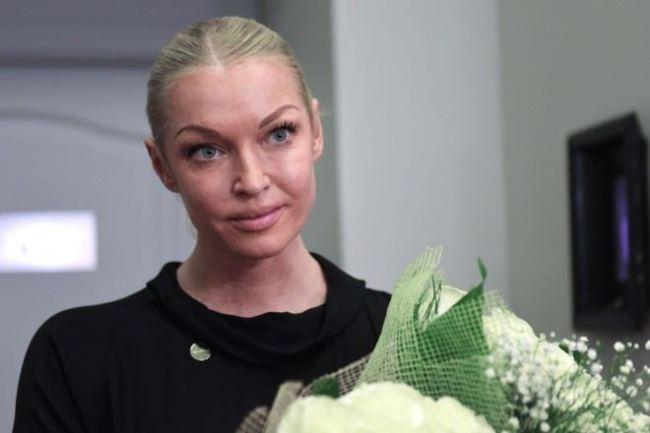 Incredible Volochkova Anastasia
