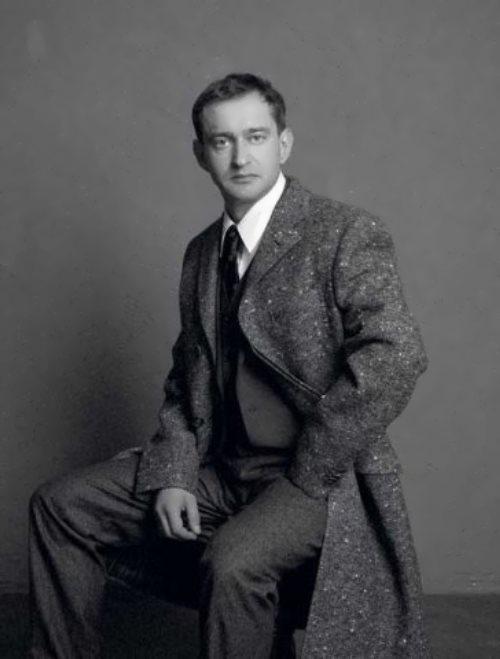 Khabensky famous Russian actor