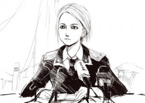 Natalia Poklonskaya fan art