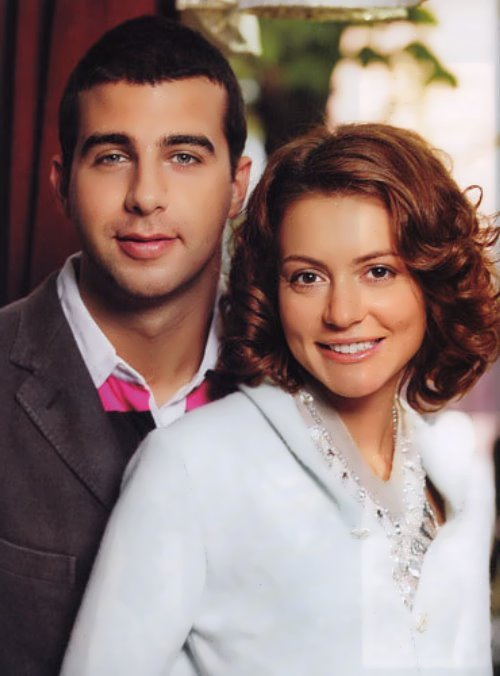 Urgant and Tatiana Gevorgyan