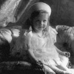 3 year-old Anastasia Romanova