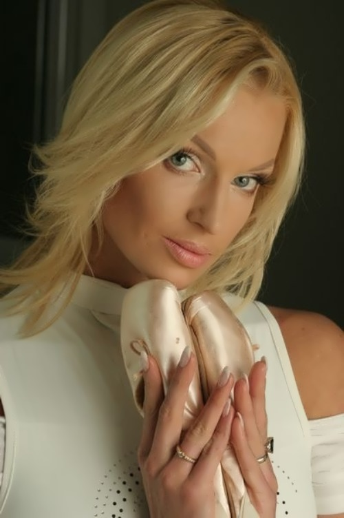 Anastasia Volochkova ballerina