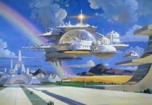 future world Isaac Asimov