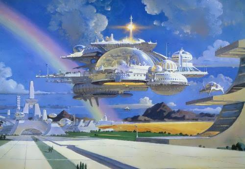 future world Isaac Asimov