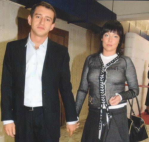 khabensky wife