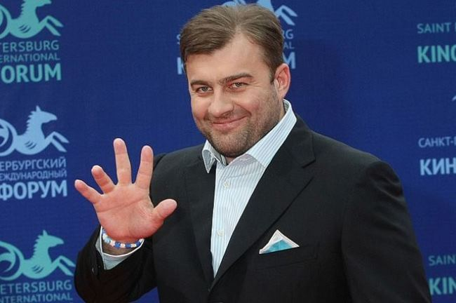 Mikhail Porechenkov – Russian actor