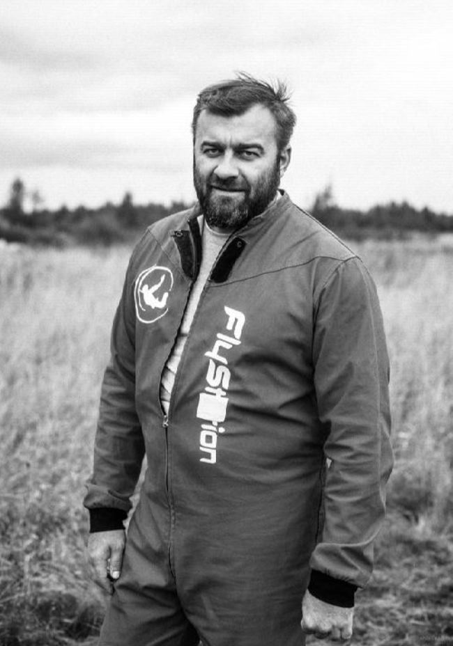 Mikhail Porechenkov – Russian actor