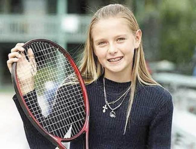 Maria Sharapova – successful tennis player