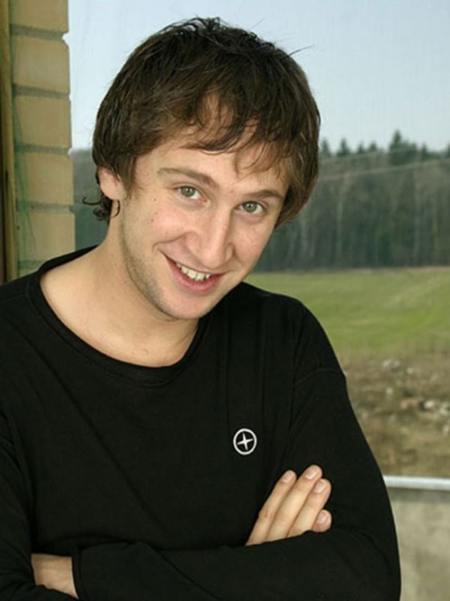 Oskar Kuchera – actor, TV presenter