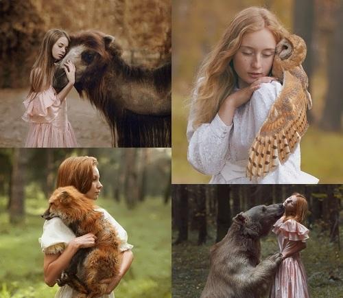 Creative photos by Katerina Plotnikova