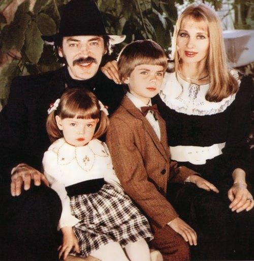 Boyarsky, Larissa Luppian and their children