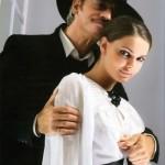 Mikhail and Elizaveta Boyarskaya