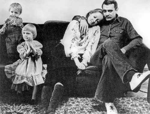 Mikhalkov family