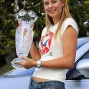 Maria Sharapova – successful tennis player