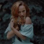 Red-haired beauties plotnikova