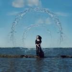 Water Splash. Fairy of water Plotnikova