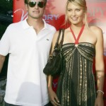 Sharapova and Andy Roddick