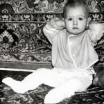 sharapova childhood