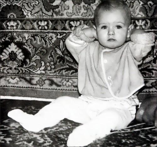 sharapova childhood