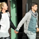 Sharapova and Grigor Dimitrov