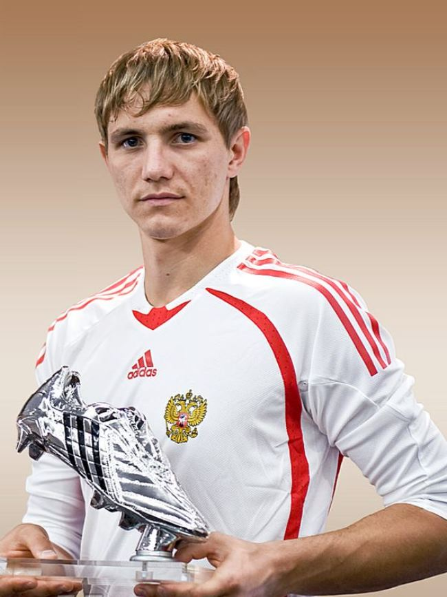 Roman Pavlyuchenko – Sleeping Giant