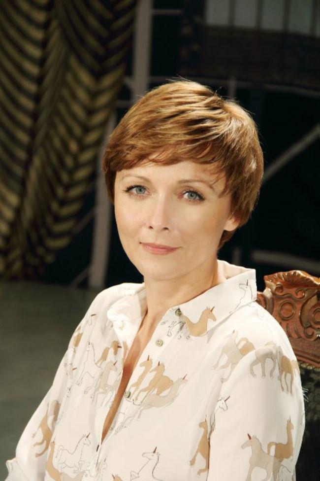 Darya Poverennova – Russian actress