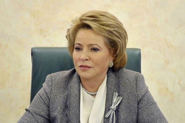 Valentina Matvienko – Russian politician