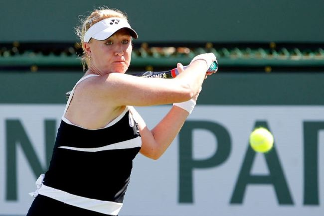 Elena Baltacha – British tennis player from USSR