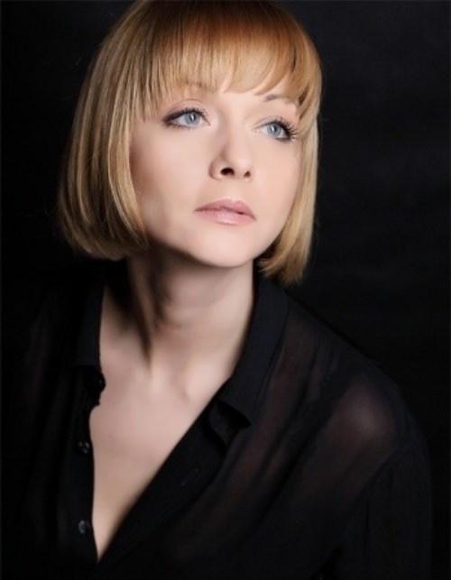 Darya Poverennova Russian actress
