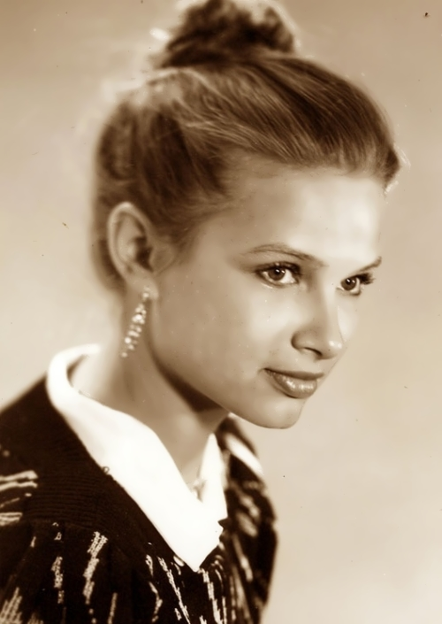 Evelina Bledans Russian actress