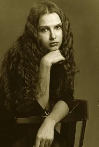 bledans evelina beautiful actress