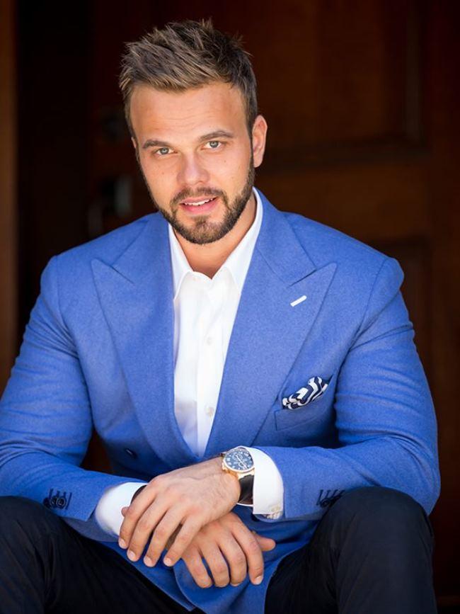Maxim Cherniavsky – Bachelor participant