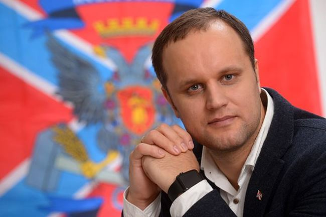 Pavel Gubarev – Hero of the Russian Democratic Revolution