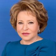 Valentina Matvienko – Russian politician