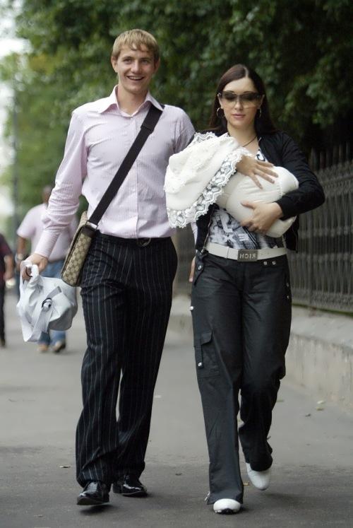 Pavlyuchenko family