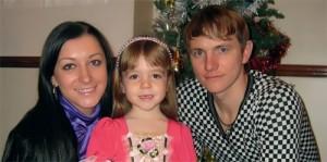 Roman Pavlyuchenko family