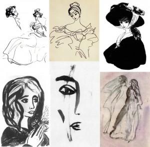 rusheva drawings