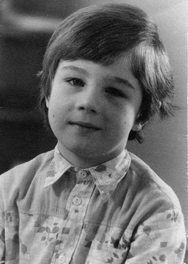Sergei Bodrov Junior