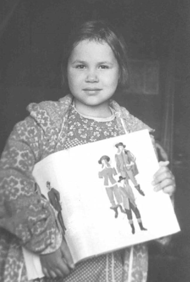 Alexandra Putrya – Child of Light