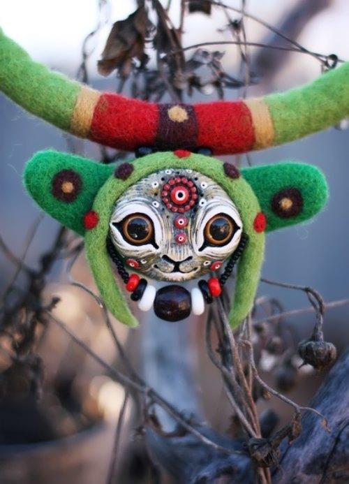 kopylova mariana art necklace
