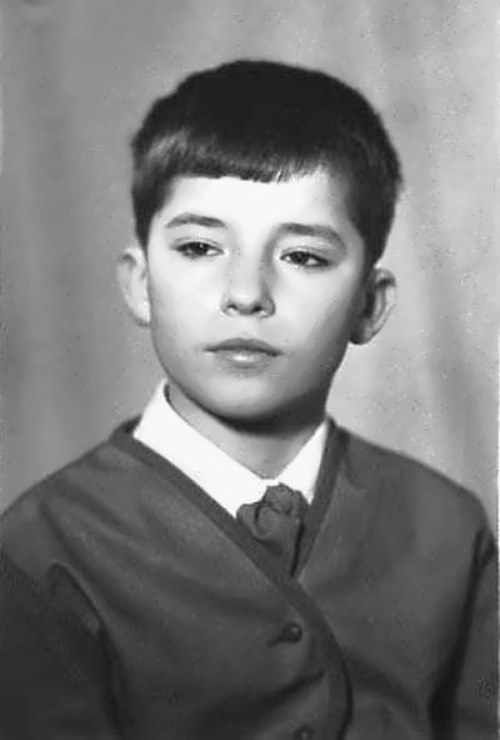 belousov childhood