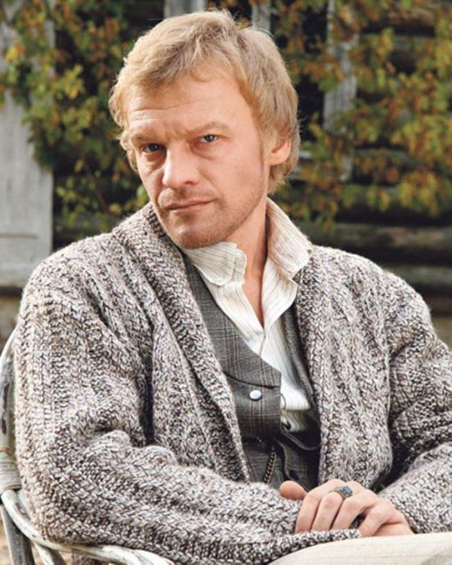 Alexei Serebryakov – Russian actor
