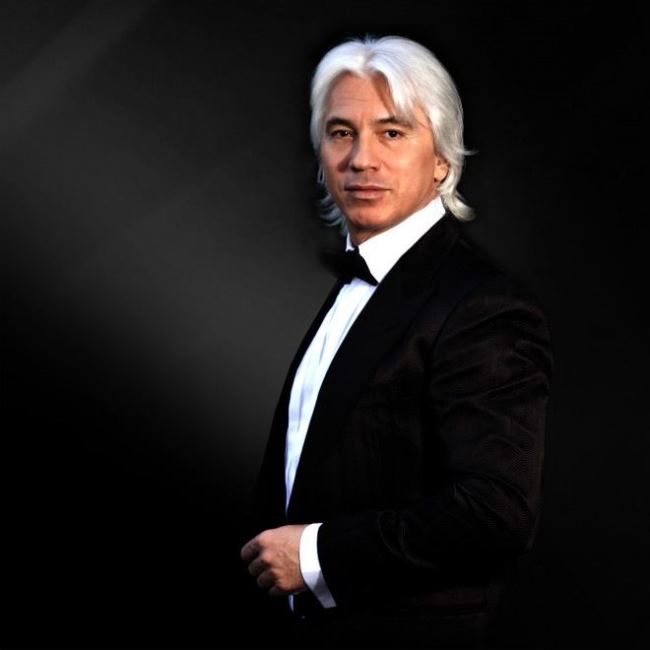 Dmitry Hvorostovsky – world famous opera singer