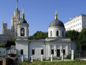 Church of St. Nicholas in Kotelniki