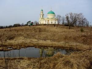 Church of St. Michael the Archangel (Arkhangelsk village)