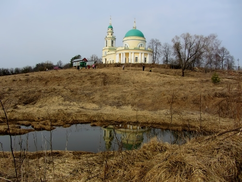 Church of St. Michael the Archangel (Arkhangelsk village)