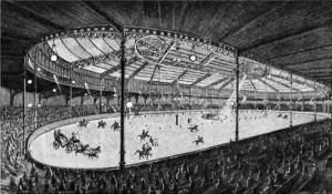 Hippodrome in Paris