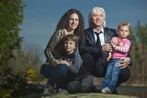 Hvorostovsky family