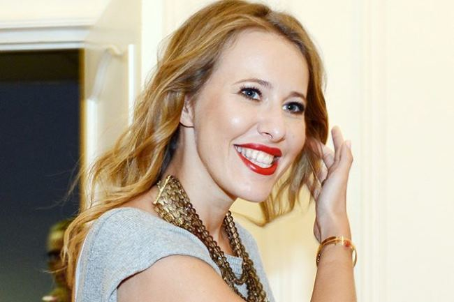 Ksenia Sobchak and her love stories