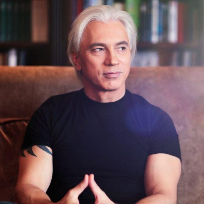 Dmitry Hvorostovsky – world famous opera singer